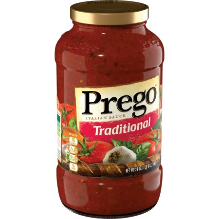 Prego Traditional Italian Sauce 24oz