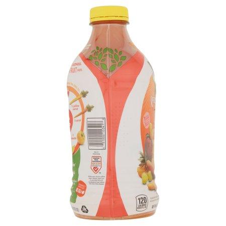 V8 V-Fusion Peach Mango Fruit & Vegetable Juice 46oz