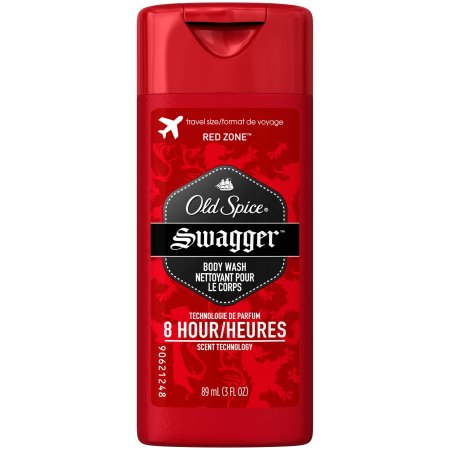 Old Spice Red Zone Swagger Men's Body Wash, 3 fl oz