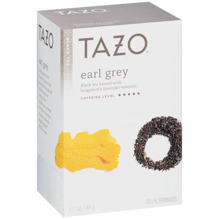 Tazo® Earl Grey Black Tea 20 ct. Box