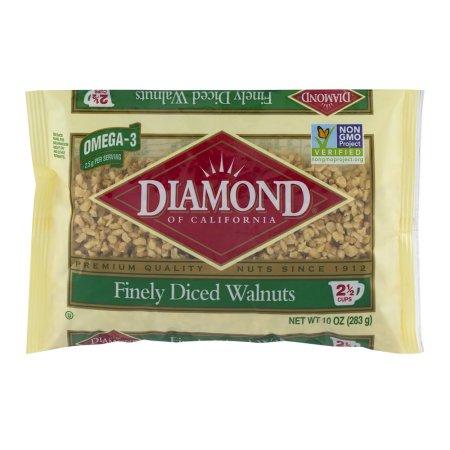 Diamond Of California Finely Diced Walnuts, 10.0 OZ