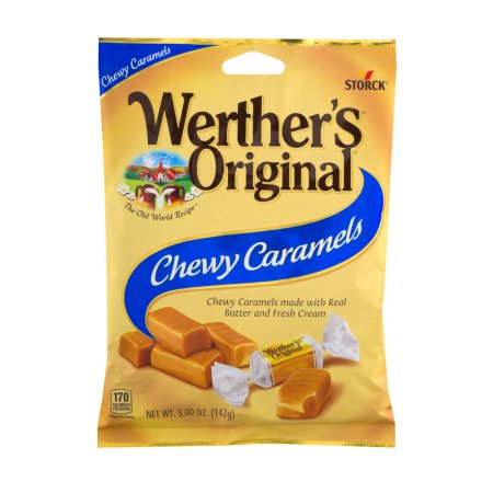 Werther's Original Chewy Caramels, 5.0 OZ