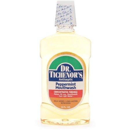 Dr. Tichenor's Antiseptic Mouthwash, Peppermint, 16 Fl Oz