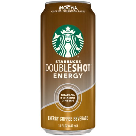 Starbucks® Doubleshot® Energy Mocha Energy Coffee Beverage 15 fl. oz. Can