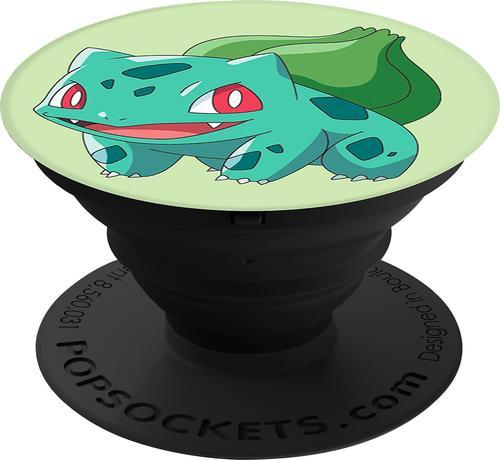 PopSockets - Finger Grip/Kickstand for Mobile Phones - Bulbasaur