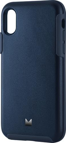 Modal - Case for Apple® iPhone® X and XS - Navy Blue
