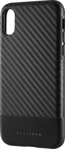Platinum - Kevlar Case for Apple® iPhone® X and XS - Black