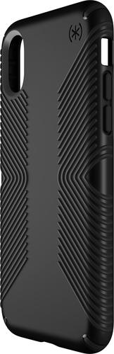 Speck - Presidio Grip Case for Apple® iPhone® X and XS - Black