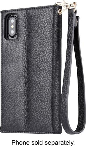 Case-Mate - Case for Apple® iPhone® X and XS - Black