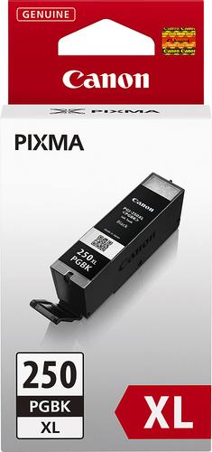 Canon - PGI-250XL High-Yield Ink Cartridge - Black