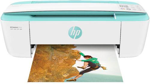 HP - DeskJet 3755 Wireless All-In-One Printer - Seagrass