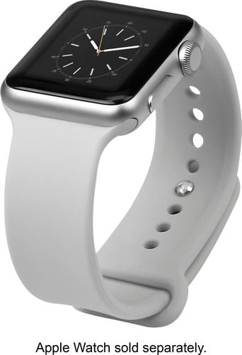 NEXT - Sport Band Watch Strap for Apple Watch® 42mm - Gray
