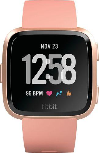 Fitbit - Versa - Peach/Rose Gold