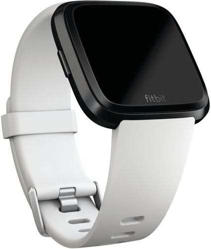 Fitbit - Small Band for Fitbit Versa - White