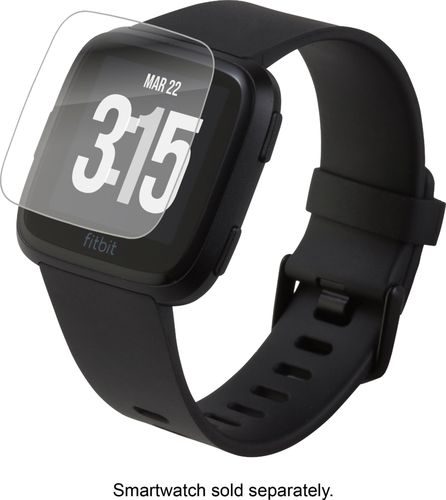 ZAGG - InvisibleShield HD Clear for Fitbit Versa - Crystal Clear