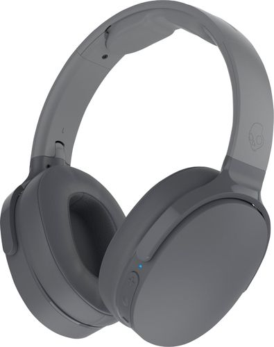 Skullcandy - HESH 3 Wireless Over-the-Ear Headphones - Gray
