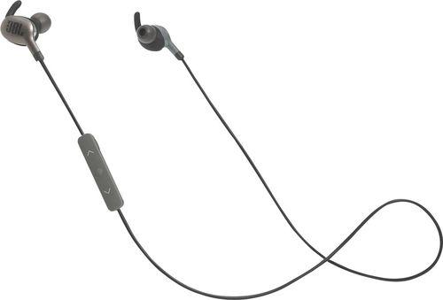 JBL - Everest V110GA Wireless In-Ear Headphones - Gun Metal Gray