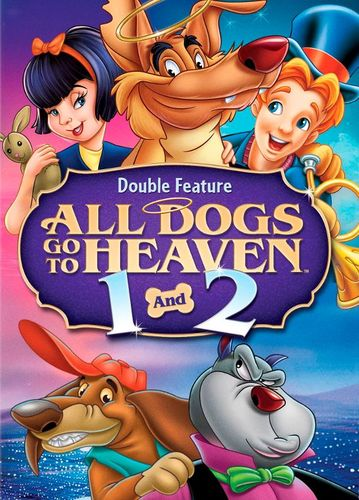 All Dogs Go to Heaven/All Dogs Go to Heaven 2 [2 Discs] [DVD]