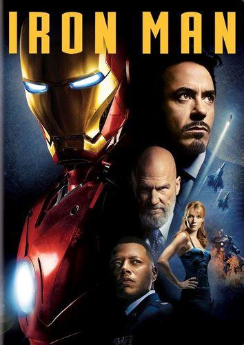 Iron Man [DVD] [2008]