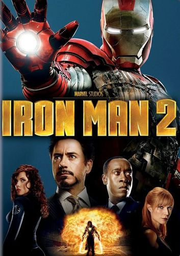 Iron Man 2 [DVD] [2010]