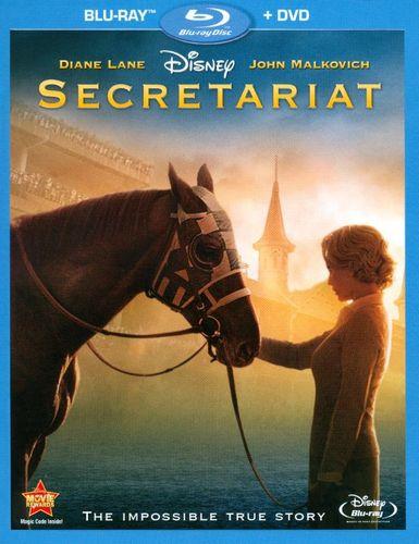 Secretariat [2 Discs] [Blu-ray/DVD] [2010]