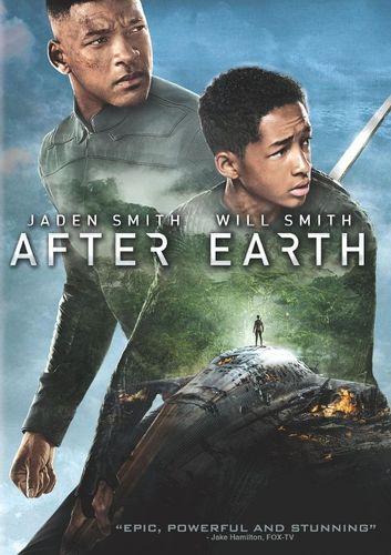 After Earth [Includes Digital Copy] [UltraViolet] [DVD] [2013]