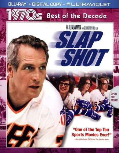 Slap Shot [Includes Digital Copy] [UltraViolet] [Blu-ray] [1977]