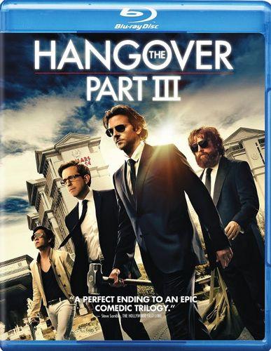 The Hangover Part III [Blu-ray] [2013]