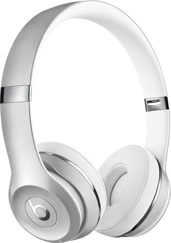 Beats by Dr. Dre - Beats Solo3 Wireless Headphones - Silver