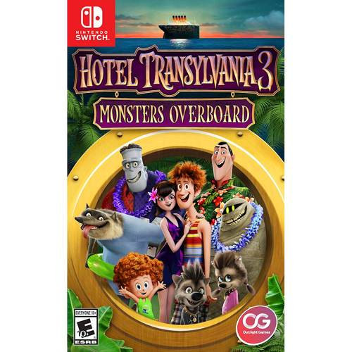 Hotel Transylvania 3: Monsters Overboard - Nintendo Switch