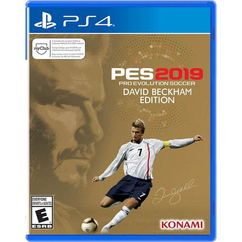 Pro Evolution Soccer 2019 David Beckham Edition - PlayStation 4