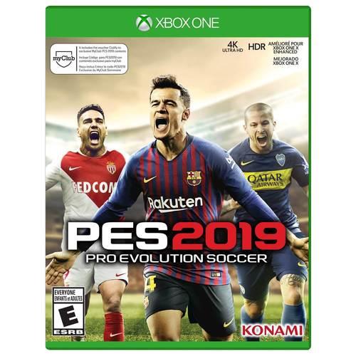 PES 2019: Pro Evolution Soccer - Xbox One