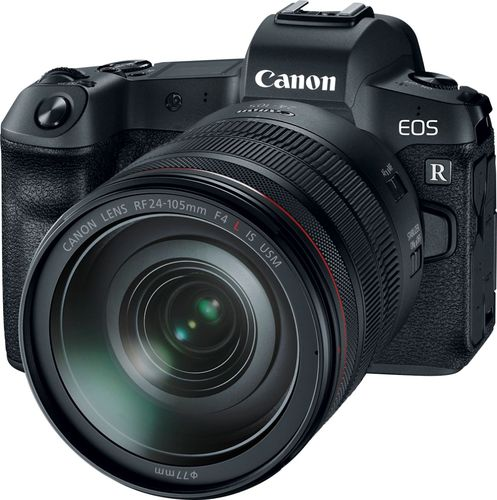 Canon - EOS R Mirrorless Camera with RF 24-105mm f/4L IS USM Lens
