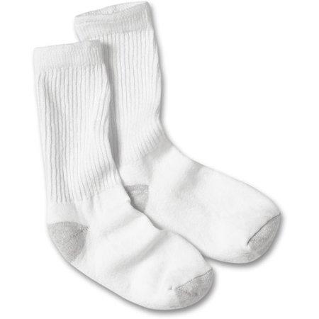 Hanes Women's Everyday Cushioned Crew Socks 10-Pack