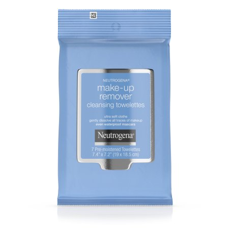 Neutrogena Makeup Remover Cleansing Towelettes, 7 Count