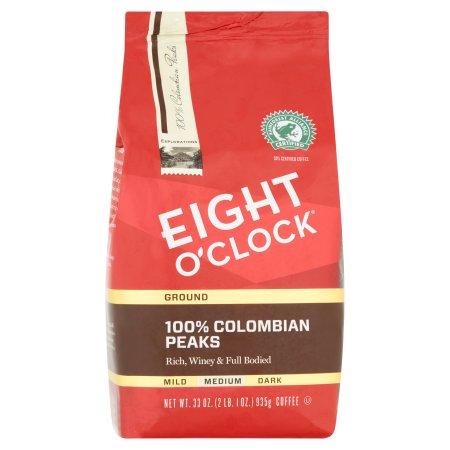 Eight O'Clock® Colombian Peaks Ground Coffee 33 oz. Bag