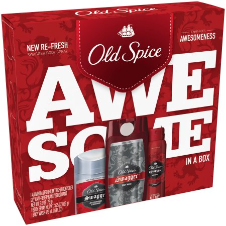 Old Spice Wild Collection Swagger Regimen Set, 3 pc