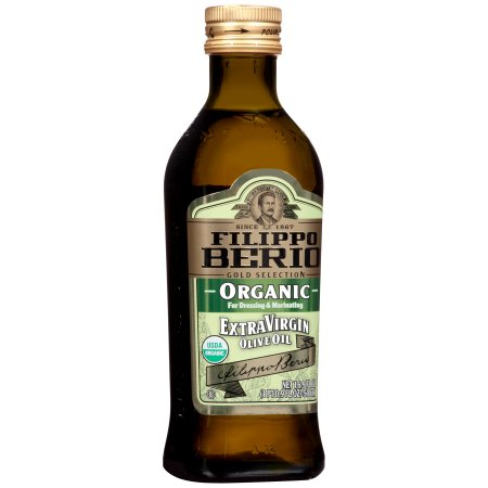 Filippo Berio Gold Selection Organic Extra Virgin Olive Oil, 16.9 FL OZ
