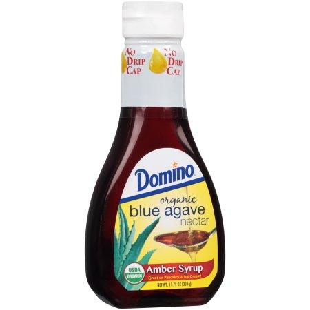 Domino® Organic Blue Agave Nectar Amber Syrup 11.75 oz. Bottle