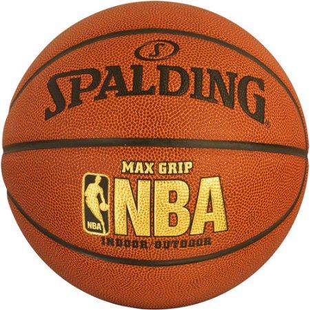 Spalding NBA Max Grip Basketball, 29.5