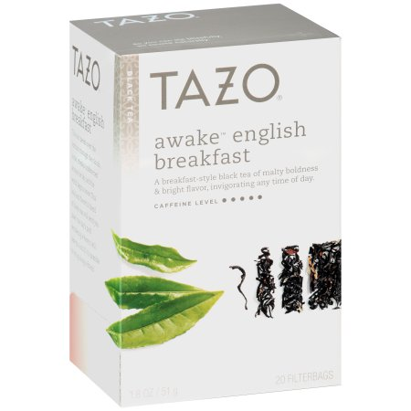 Tazo® Awake™ English Breakfast Black Tea 20 ct. Box