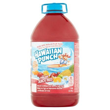 Hawaiian Punch Fruit Juicy Red, 1 gal