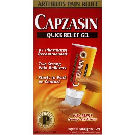 Capzasin Arthritis Pain Quick Relief Gel, 1.5 oz