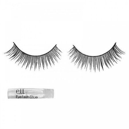 e.l.f. Professional Dramatic Lash Kit, Black, 3 pc
