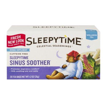 Celestial Tea Sleepytime Sinus Soother - 20 CT