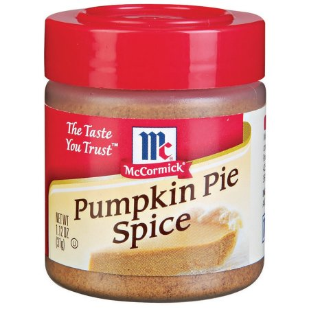 McCormick® Pumpkin Pie Spice, 1.12 oz. Bottle