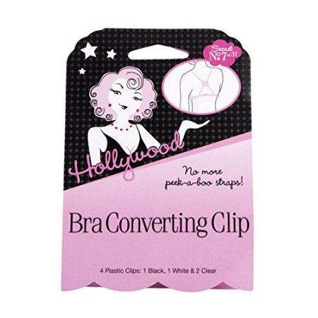 Hollywood Bra Converting Clip, 2ct