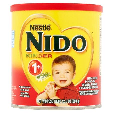 Nestle Nido Kinder 1+ Powdered Milk Beverage, 12.6 oz