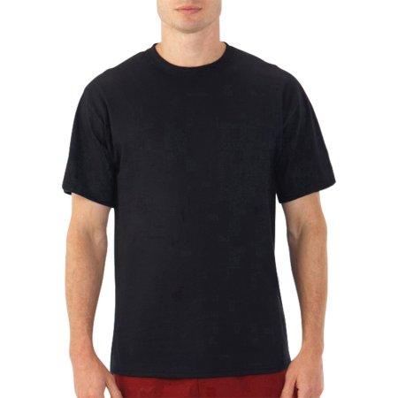 New! Fruit of the Loom Platinum Men's Short Sleeve Crew T-shirt
