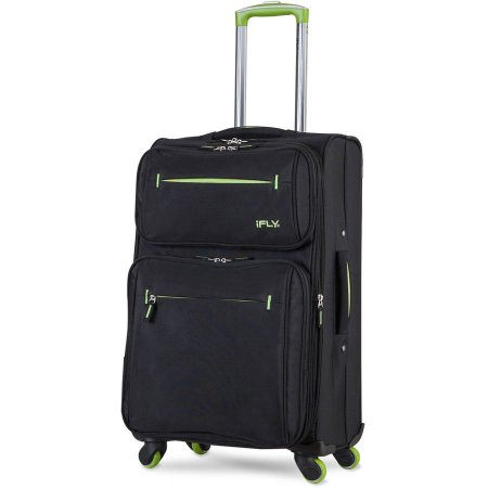 iFLY Soft Sided Luggage Accent 24